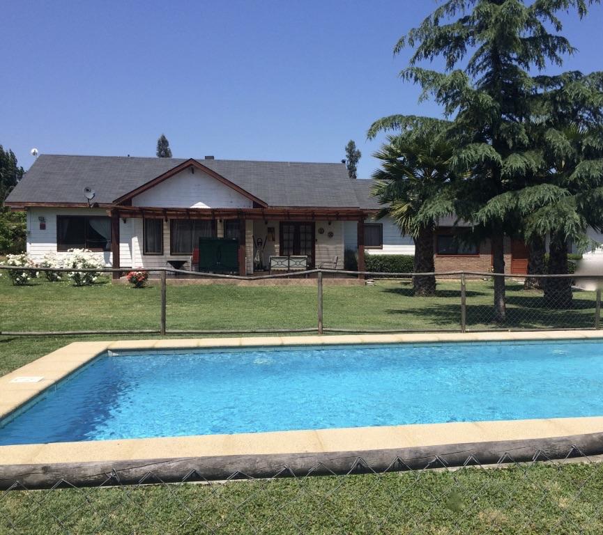 Casa en Arriendo – Talagante- La Palma