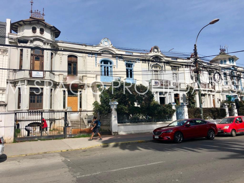 Casona Patrimonial-Avda Brasil-Valparaiso
