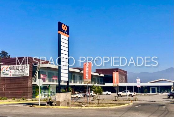 Strip Center Paseo Carampangue Talagante